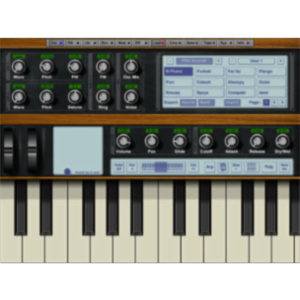 NLogSynth PRO App for iPad icon