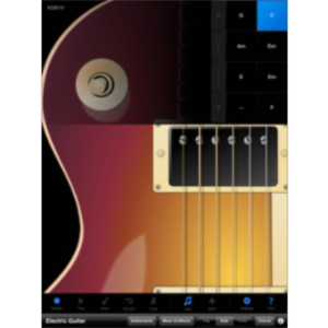 Six Strings App for iPad icon