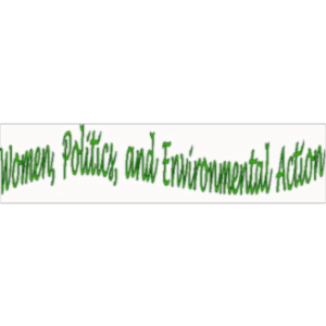 Women, Politics, and Environmental Action icon