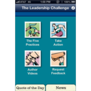 The Leadership Challenge Tool App for iOS icon