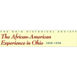 The African-American Experience in Ohio, 1850-1920 icon