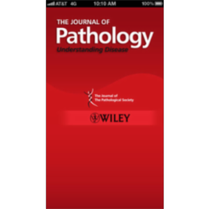 The Journal of Pathology App for iOS icon