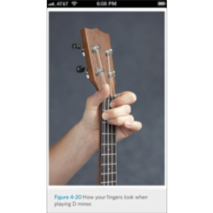 Ukulele For Dummies App for iOS icon