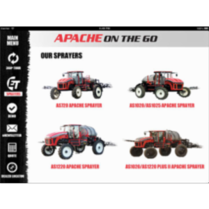 Apache on the Go App for iPad icon
