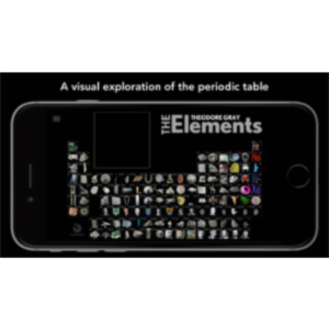 The Elements by Theodore Gray App for iOS icon
