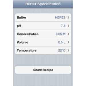 Buffers App for iOS icon