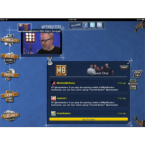 MythBusters HD App for iPad icon