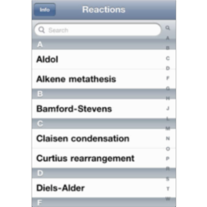 Named Reactions Lite App for iOS icon