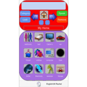Able Jr AAC App for iOS icon