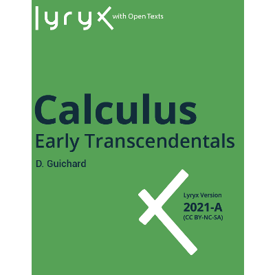 Calculus: Early Transcendentals icon