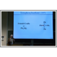 Lecture 26 - Aromatic Substitution in Synthesis: Friedel-Crafts and Moses Gomberg icon