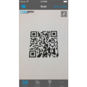 NeoReader® - QR & Mobile Barcode Scanner - App for iOS icon