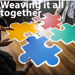 Week 4 Gallery - Weaving it all together