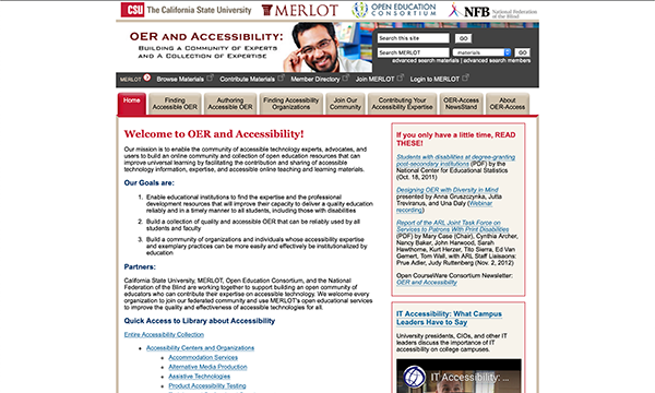 OER Accessibility
