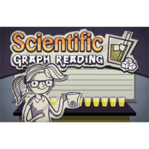 Scientific Graph Reading icon
