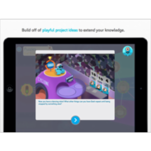 Blockly for Dash & Dot robots App for iOS icon