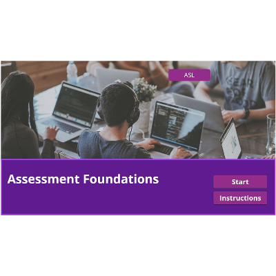 Introduction to Assessment icon