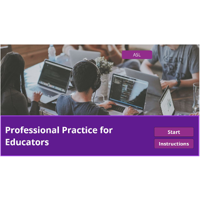 The Teaching Professional icon