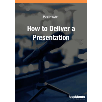 How to Deliver a Presentation icon