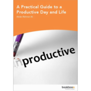 A Practical Guide to a Productive Day and Life icon