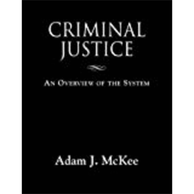 Criminal Justice:  An Overview of the System icon