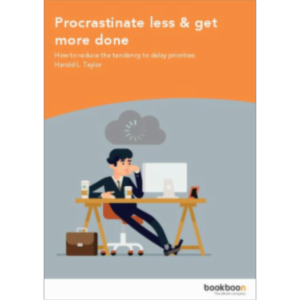Procrastinate less & get more done icon
