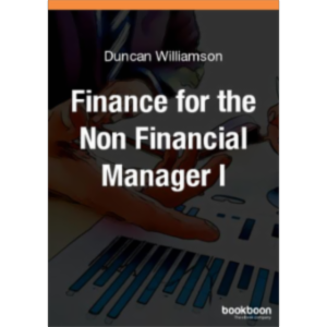 Finance for the Non Financial Manager I icon