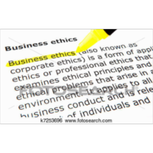 Business Ethics icon