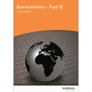 Econometrics - Part III icon