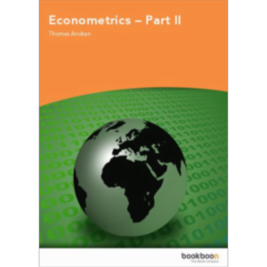 Econometrics – Part II icon