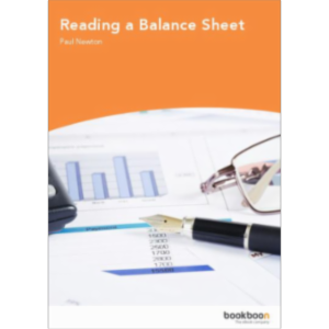 Reading a Balance Sheet icon