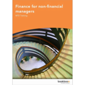 Finance for non-financial managers icon