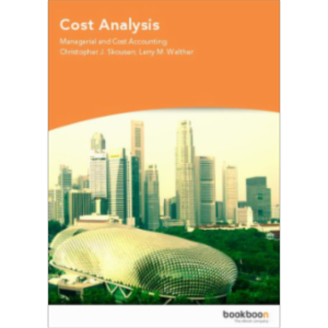 Cost Analysis Managerial and Cost Accounting icon