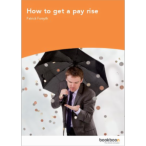 How to get a pay rise icon