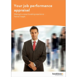 Your job performance appraisal: Making it a career boosting experience icon