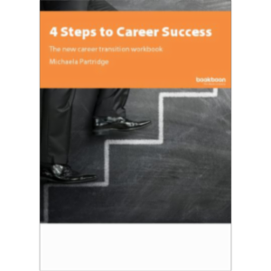 4 Steps to Career Success: The new career transition workbook icon