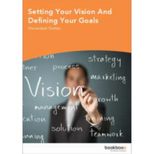 Setting Your Vision And Defining Your Goals icon