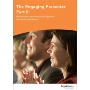 The Engaging Presenter Part III: How to handle questions and interjections icon