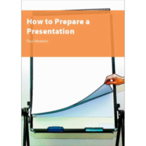 How to Prepare a Presentation icon