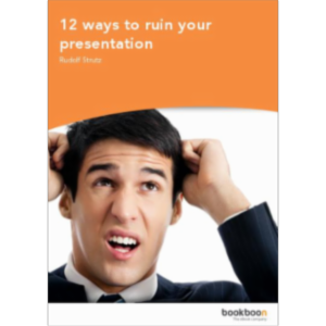 12 ways to ruin your presentation icon