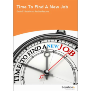 Time To Find A New Job icon