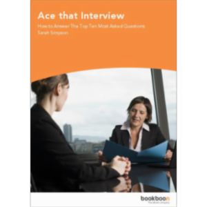 Ace that Interview - How to Answer The Top Ten Most Asked Questions icon