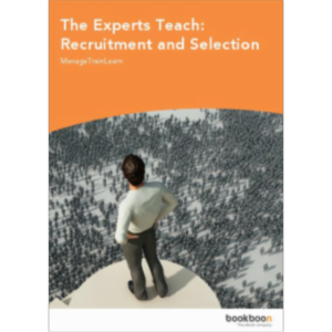 The Experts Teach: Recruitment and Selection icon