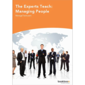 The Experts Teach: Managing People icon