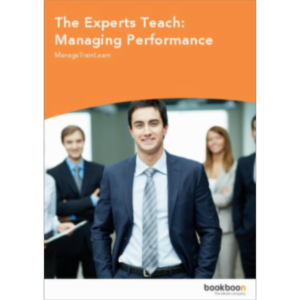 The Experts Teach: Managing Performance icon