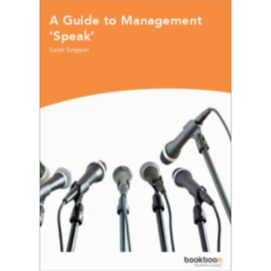 A Guide to Management 'Speak' icon