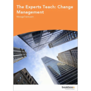 The Experts Teach: Change Management icon