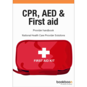 CPR, AED & First aid - Provider handbook icon