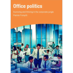 Office politics - Surviving and thriving in the corporate jungle icon