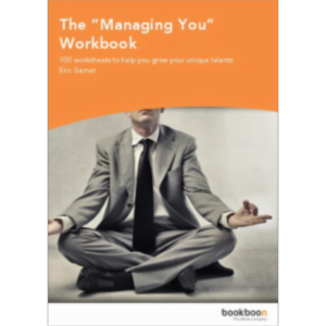 "The ""Managing You"" Workbook - 100 worksheets to help you grow your unique talents icon"